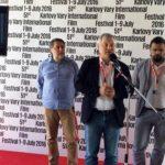 Госкино Украины и меценат Игорь Янковский представили украинское кино на Международном кинофестивале в Карловых Варах