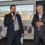 Филипп Ильенко и Игорь Янковский провели в Каннах бизнес-ланч для иностранных и украинских кинематографистов