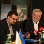 Игорь Янковский и молодые режиссеры подвели итоги проекта «Короче, Канны!»